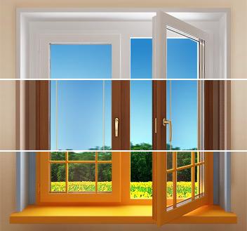 Алюминиевые окна курск